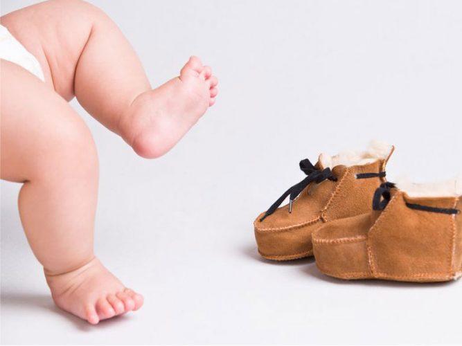 วิธีการเลือกซื้อรองเท้าให้เหมาะสมกับลูกน้อย