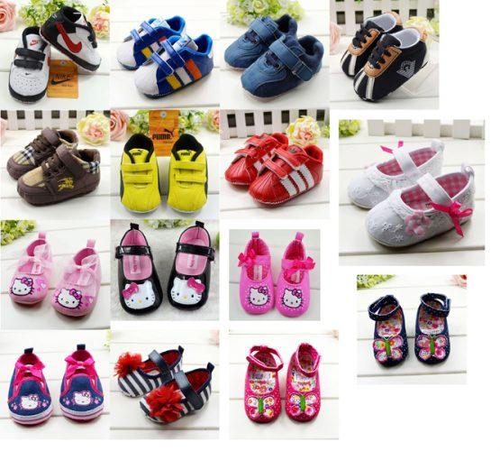 วิวัฒนาการรองเท้าเด็กจากอดีตสู่ปัจจุบัน